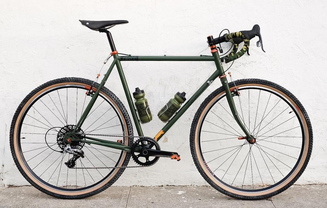 Gorgeous Custom Surly Cross Check (photo: Golden Saddle Cyclery ...