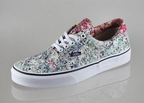 Vans Era 59 *Liberty Speckle* (white) | Asphaltgold, Schuhe