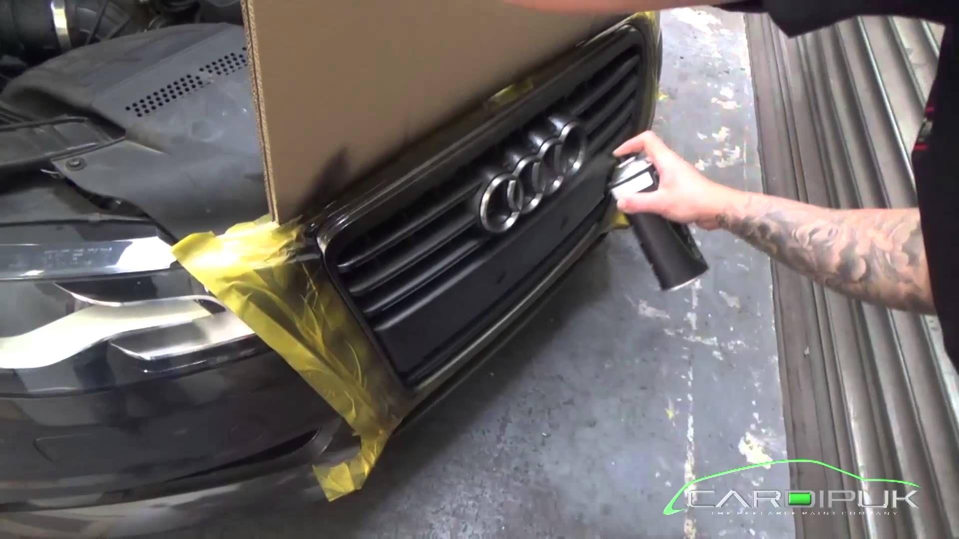 Cardipuk Audi A4 De Chrome Chrome Wood Diy