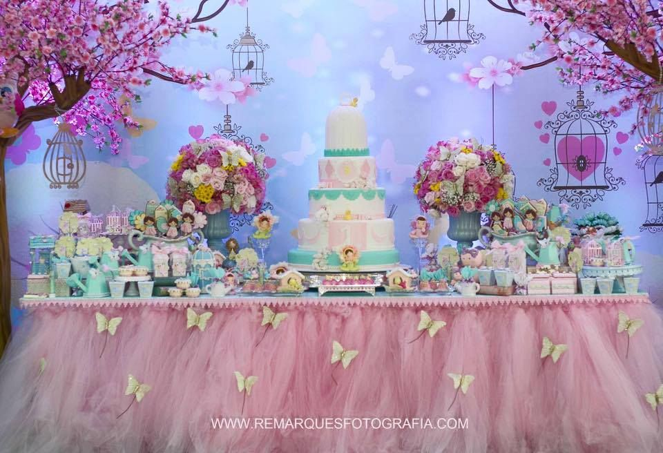 Festa Jardim Encantado LE CIRCE KIDS empresa eventos Pinterest Cumpleaños de jardín  -> Decoração De Aniversario Jardim Encantado Das Borboletas