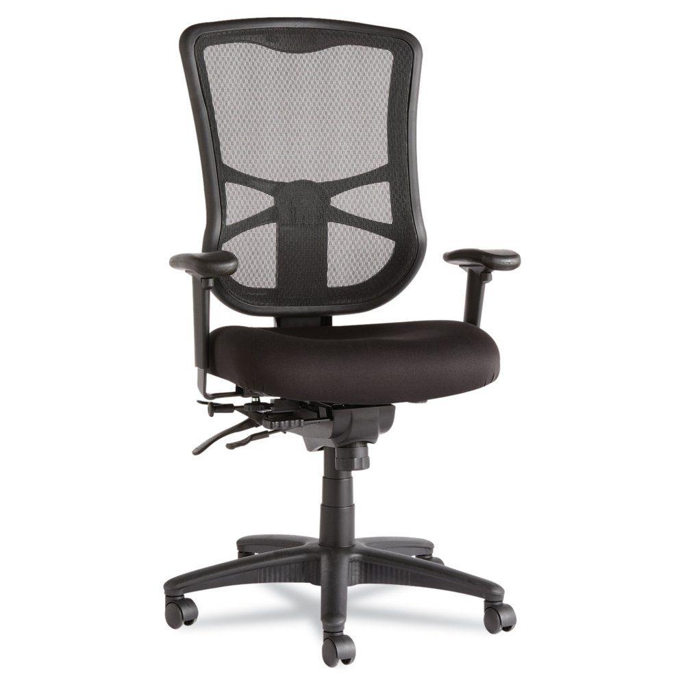 Alera elusion series mesh highback multifunction chair