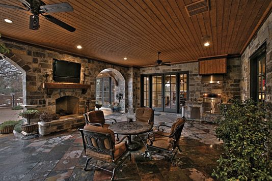 Luxury country living colleyville tx ceiling fan Flagstone patios colleyville tx