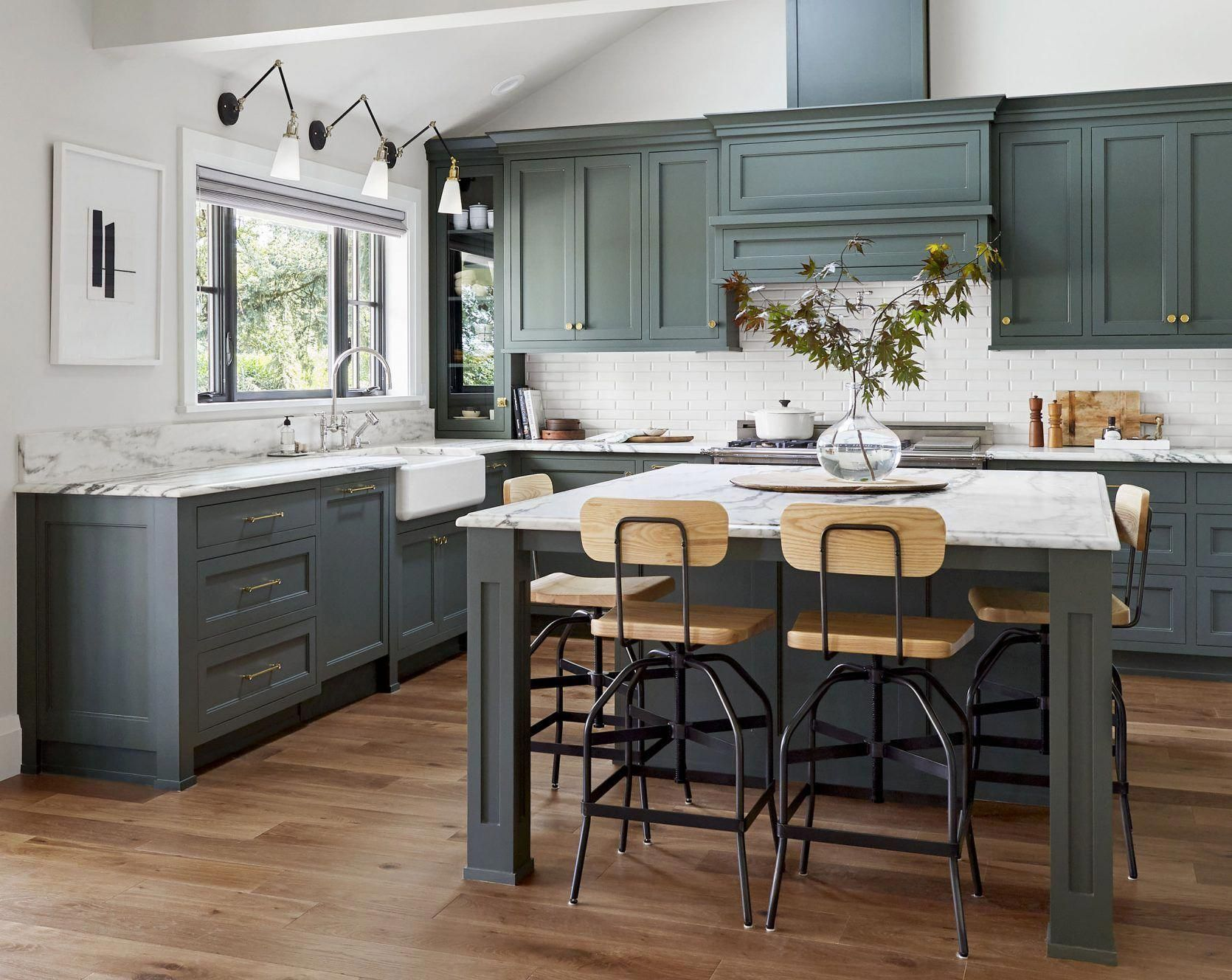 Kitchen trends 2019 #home #style #kitchenisland | kitchen ...