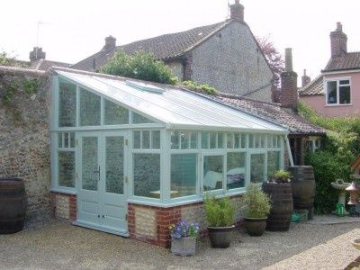 Lean To Garden Room Garden Buildings Lean To Conservatory