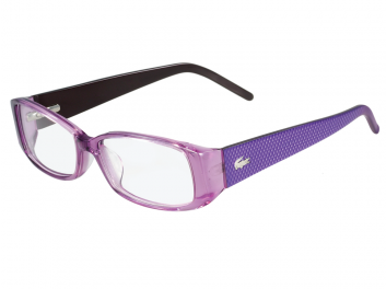 Lacoste 2640 Eyeglasses in Light Orchid - $95