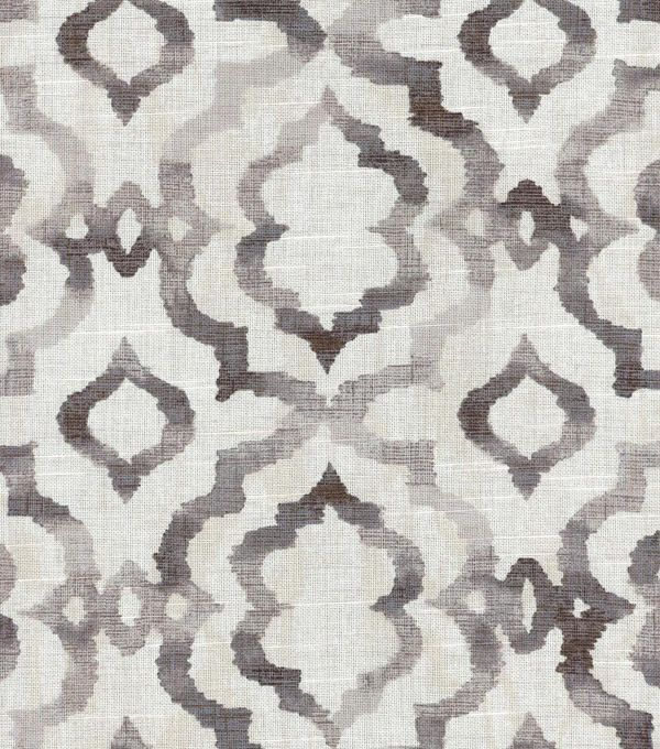 Kelly Ripa Upholstery Fabric Good Vibes Ebony Kelly ripa