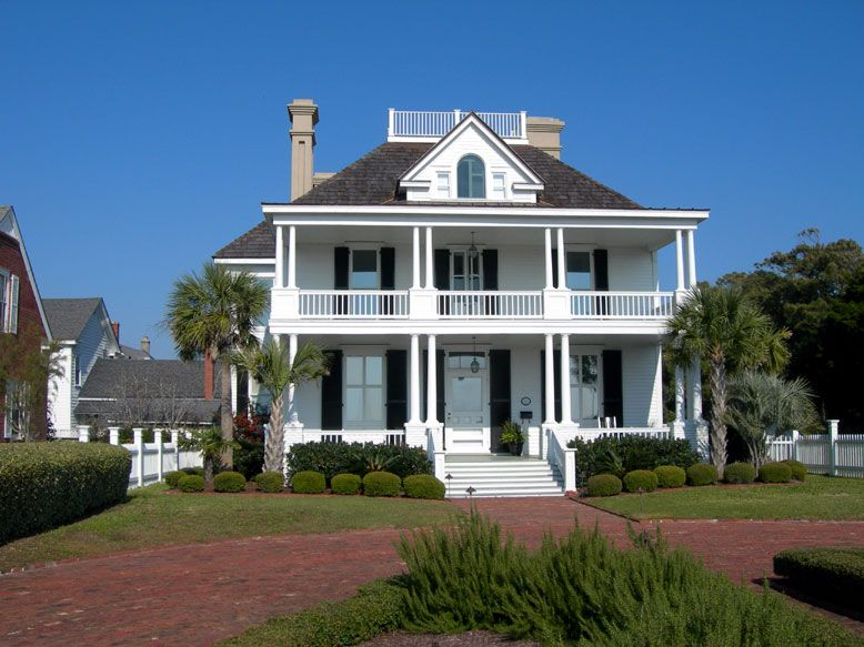 Historical Beaufort Nc Home I Love This Front Door Dream Beach Houses House Southern Homes