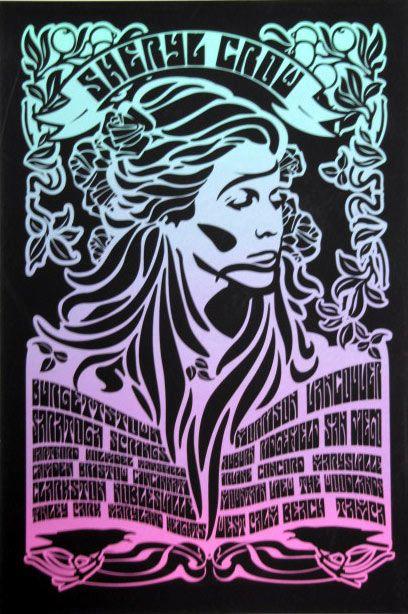 Cheryl Crow.....2006 tour