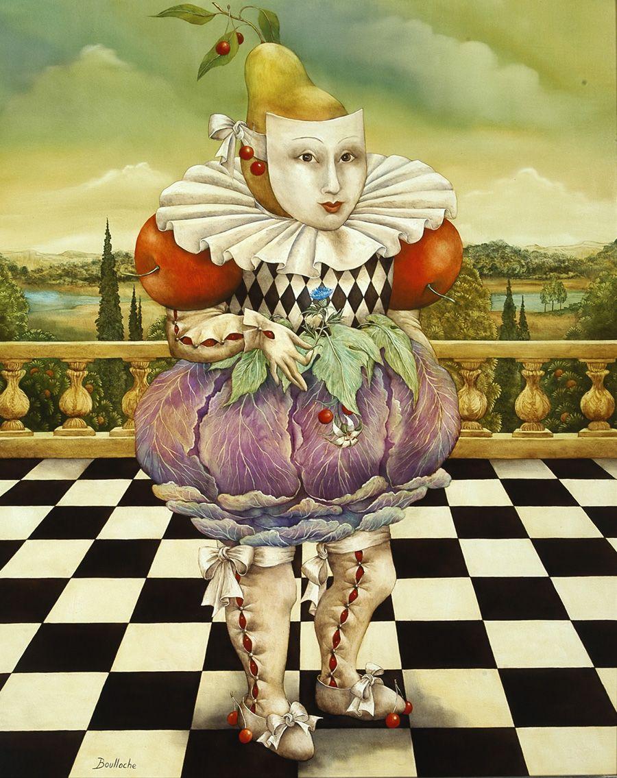 """""""Mignon"""" par Agnès Boulloche"""
