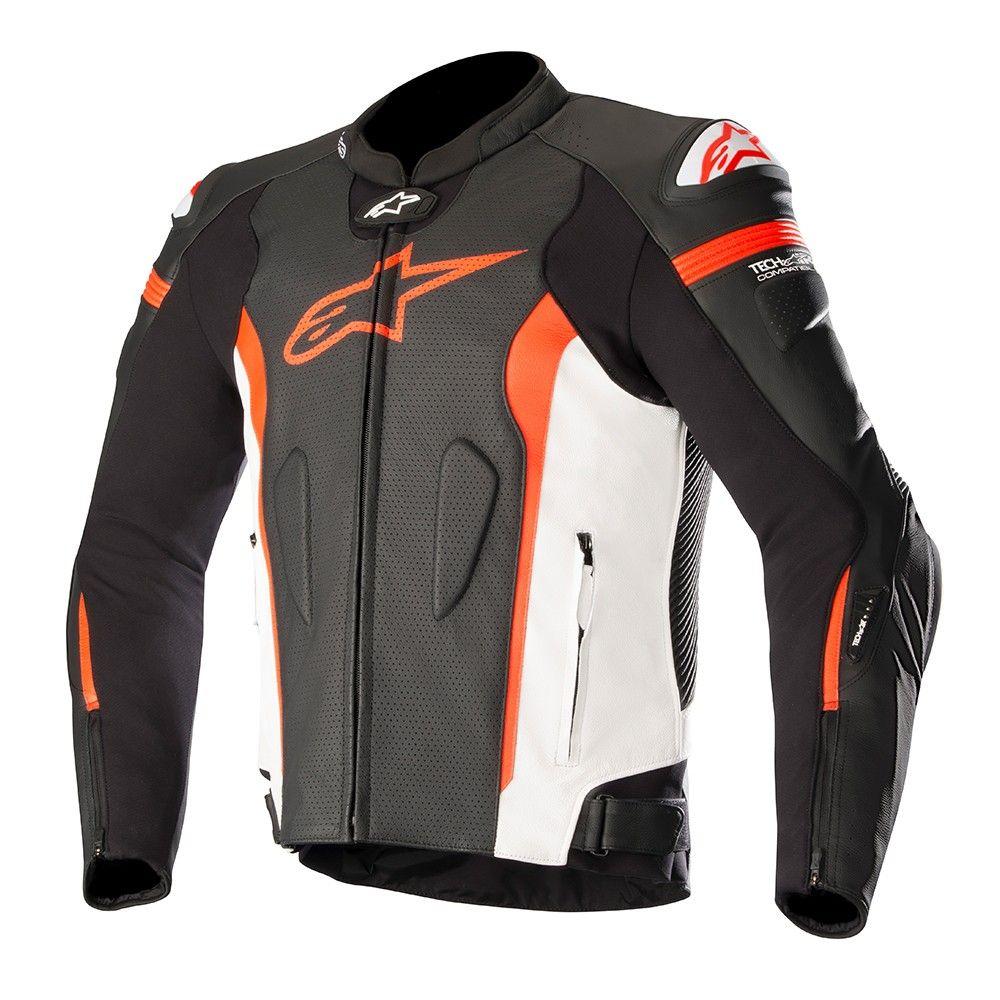 Missile Leather Jacket Tech Air™ Compatible | Jackets, Biker
