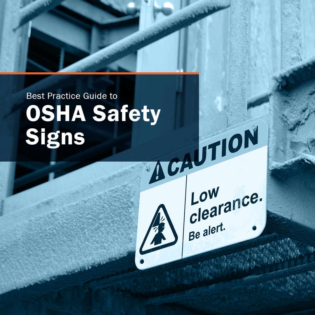 Free Guide OSHA Safety Signs Safety guide, Osha
