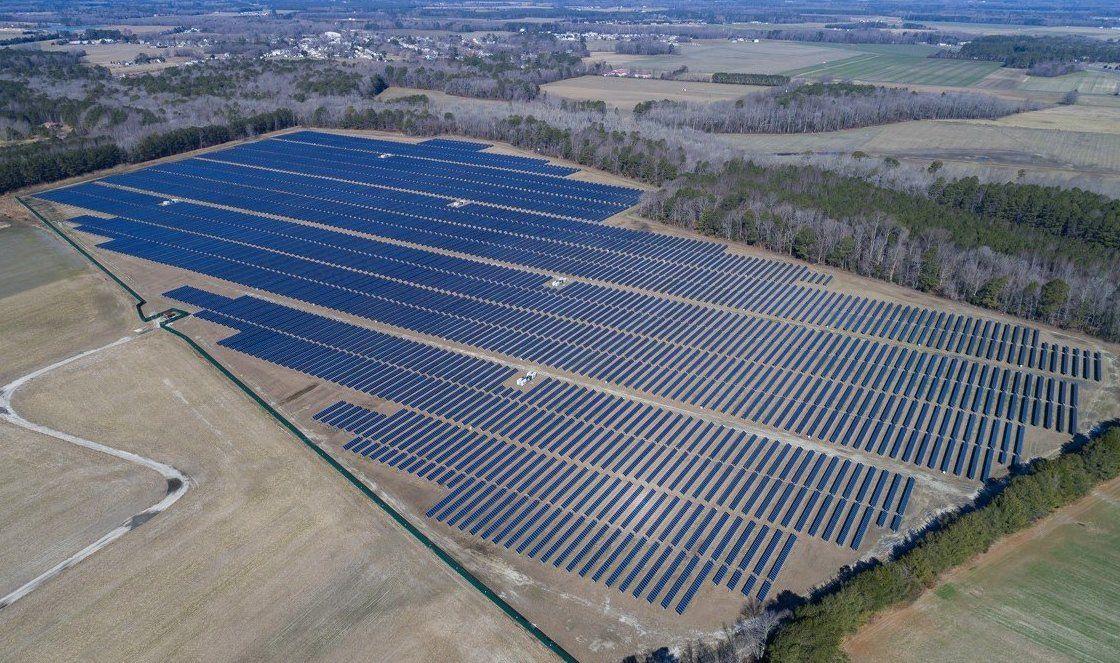 Solar panels on farmland? In Central Washington, that