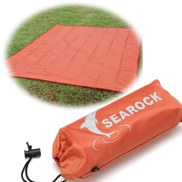 Camping mat Backpacking Equipment Supplies Sleeping Hiking Travel Waterproof