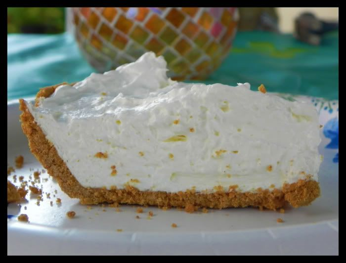Low Cal Fluffy Cheesecake (don't let the description fool you. This is fabulously delicious!)
