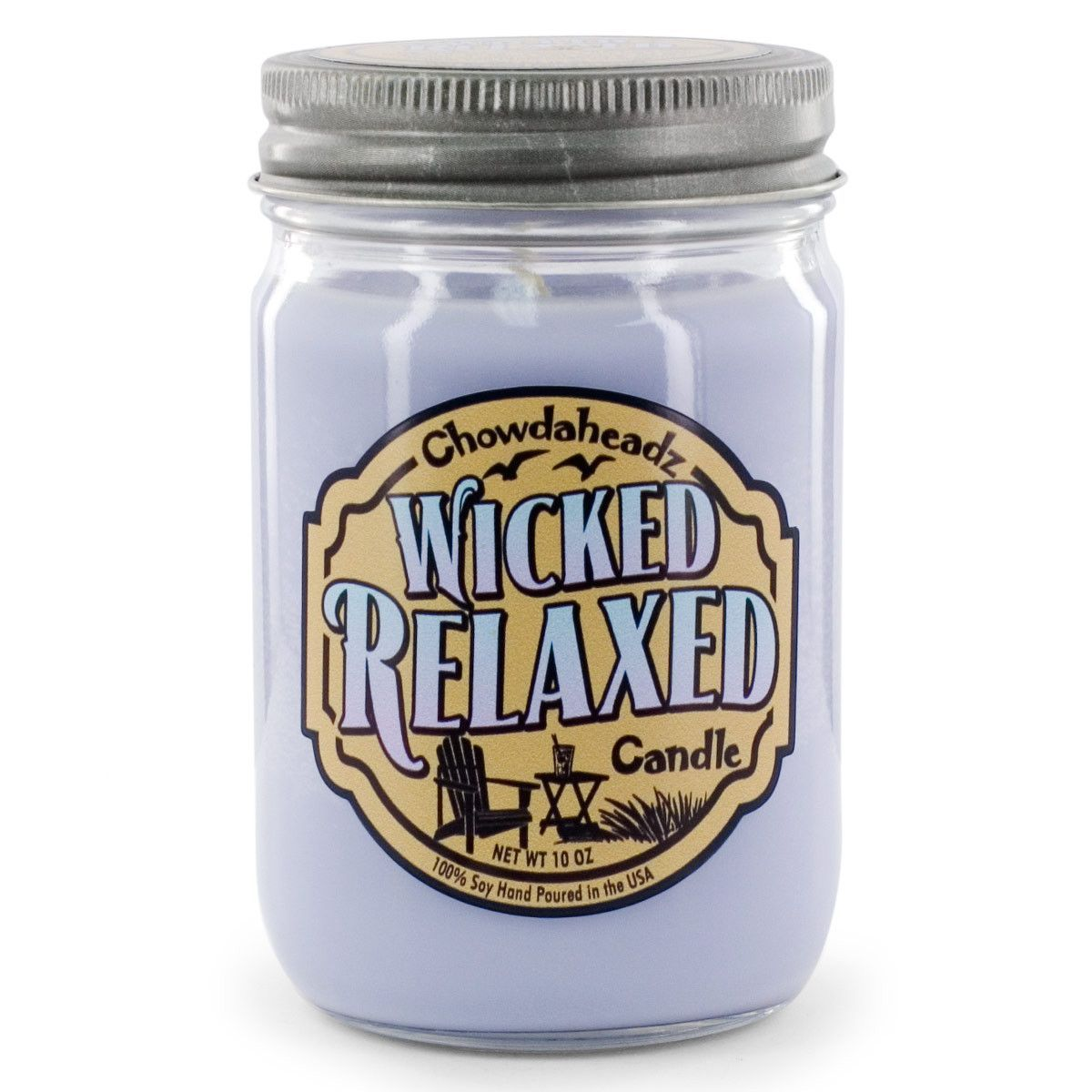 Wicked Relaxed Candle