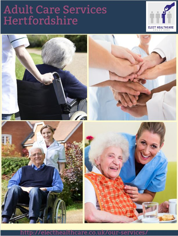 specialist Adult care