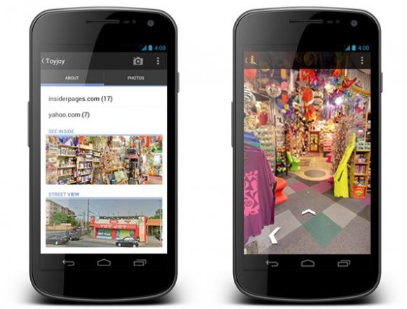 Now the Route to London Olympics lies on your Android