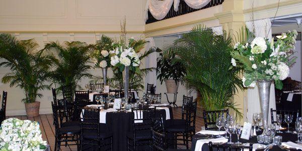 Bryson Hall Affordable Elegant Wedding And 3reception Venue