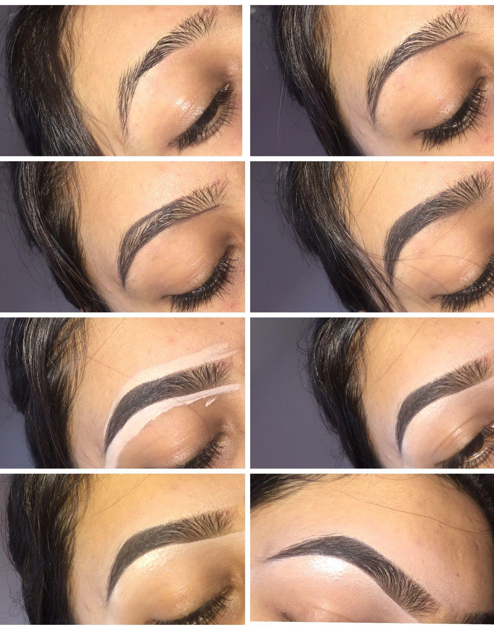 Brow Tutorial Eyebrows On Fleek Eyebrowsperfect Makeup Ideas