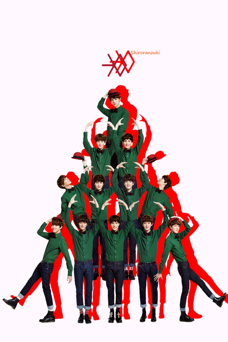Exo Wallpaper Iphone Google Search Exo Exo Exo Ot12 Exo