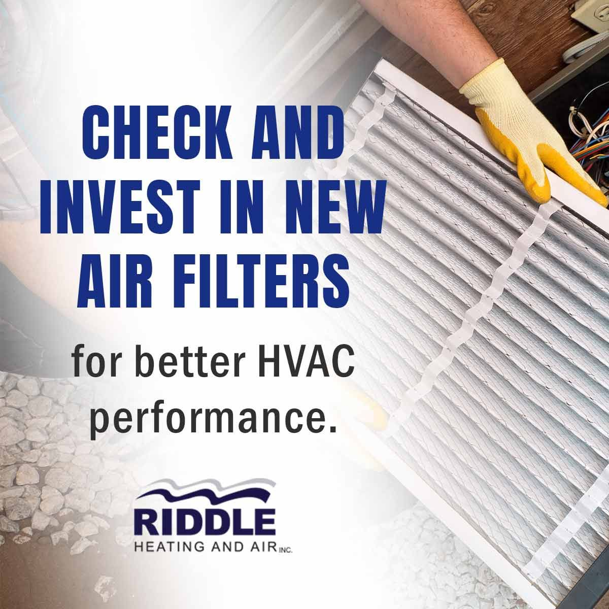 Air filter serves as your system's safeguard against