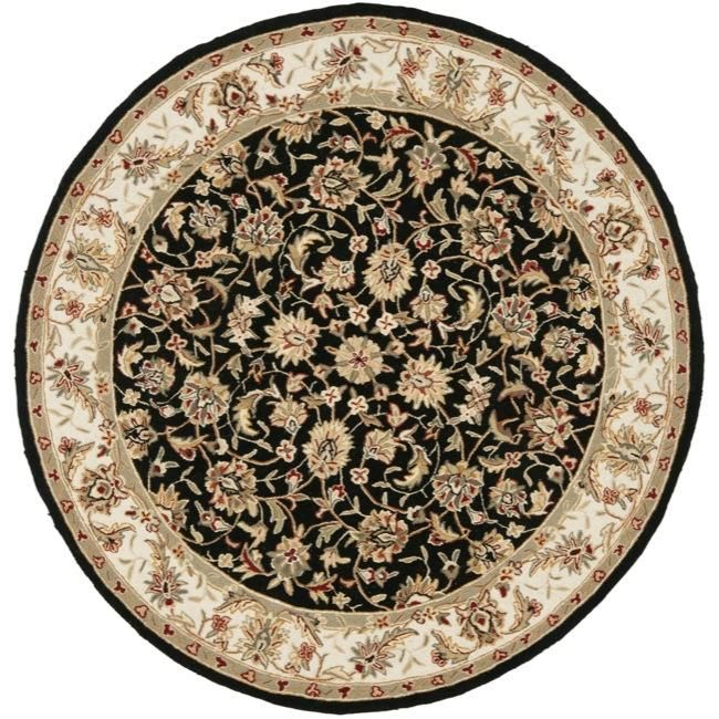 Safavieh Hand-hooked Chelsea Tabriz / Ivory Wool Rug