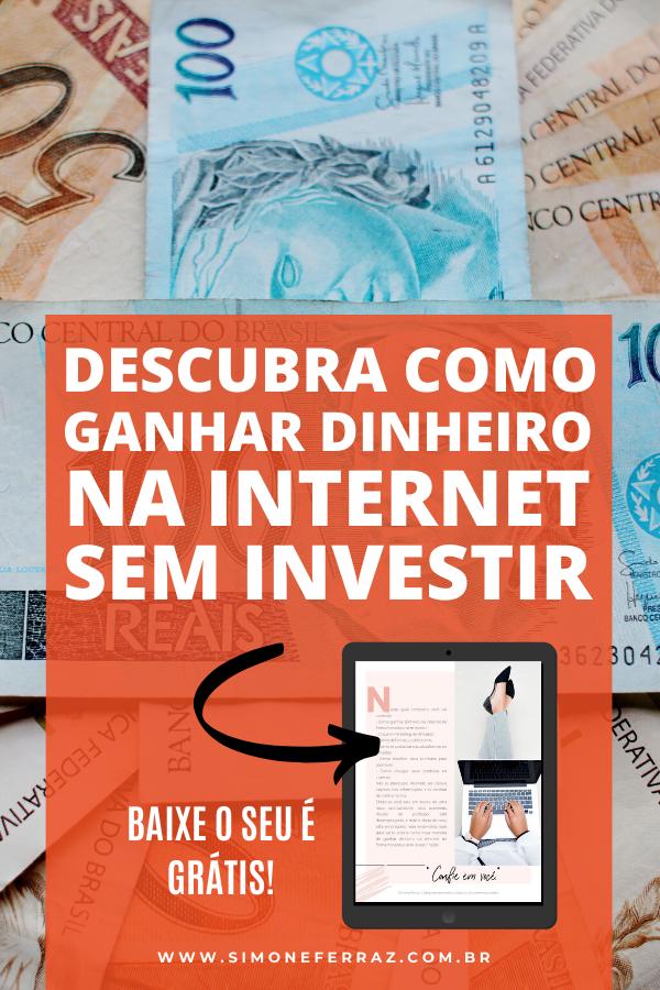 maneira mais fácil de ganhar dinheiro através da internet