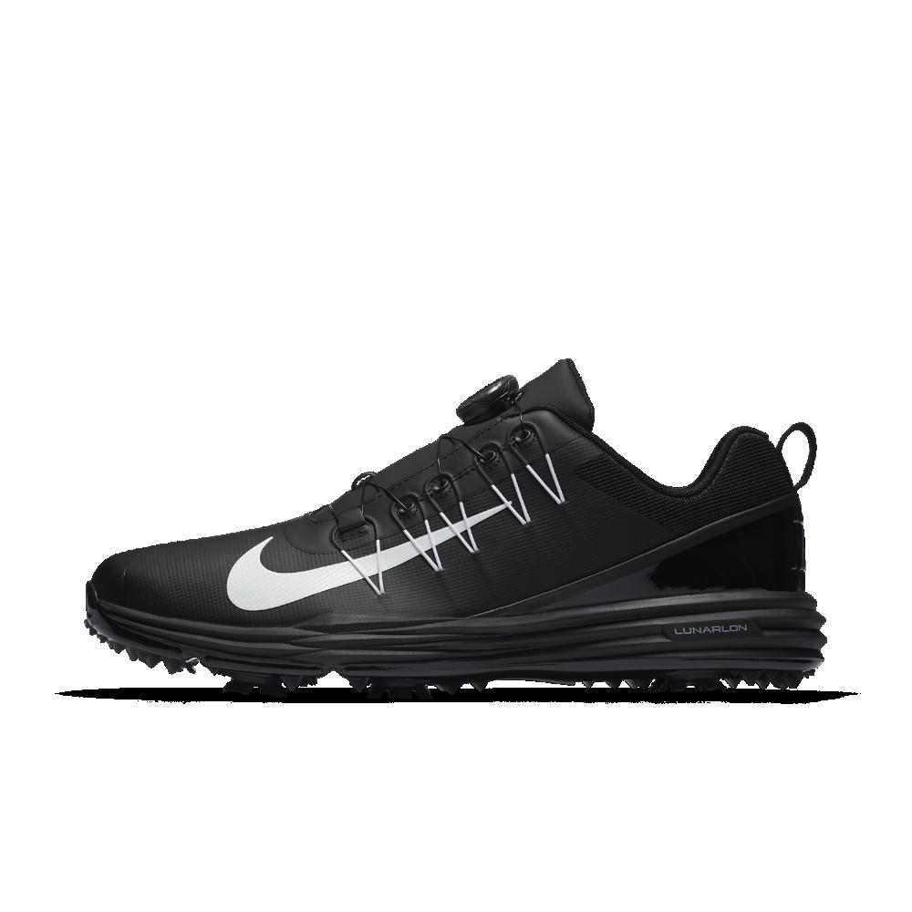 9ae790ee4713 Nike Lunar Command 2 Boa Men s Golf Shoe Size 10.5 (Black ...