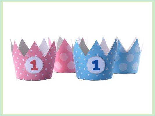 Korona Na Pierwsze Urodziny Roczek 2szt 10cm 5032744043 Oficjalne Archiwum Allegro Toddler Birthday Mickey Mouse Party Birthday Crown