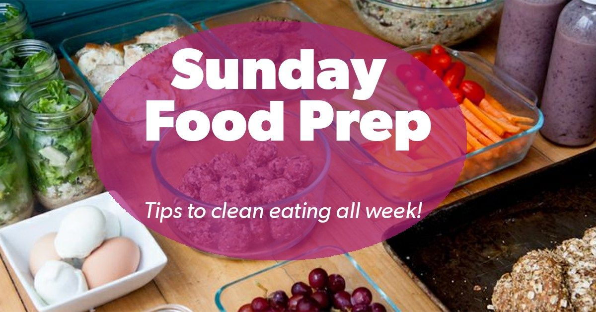 One Day of Prep = 5 Days of Meals - Eat. Fit. Fuel.