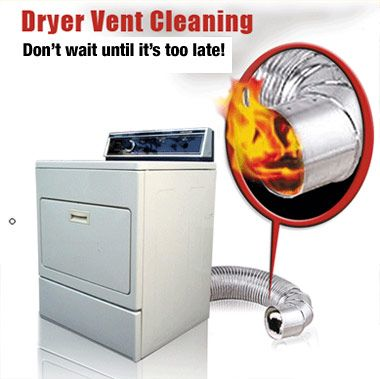 Raleigh Dryer Vent Cleaning And Repair Dryer Vent Safety