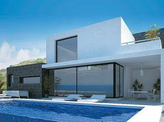 Moderne architektur h user preis minimalistische haus for Minimalistisches haus grundriss