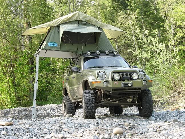 Tent Trailers - thoughts impressions - Page 2 - Jeep Liberty Forum - JeepKJ Country & Tent Trailers - thoughts impressions - Page 2 - Jeep Liberty ...