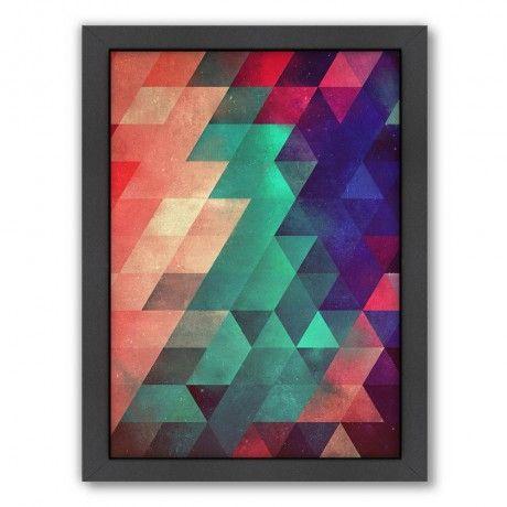 Framed Lunetta Digital Print