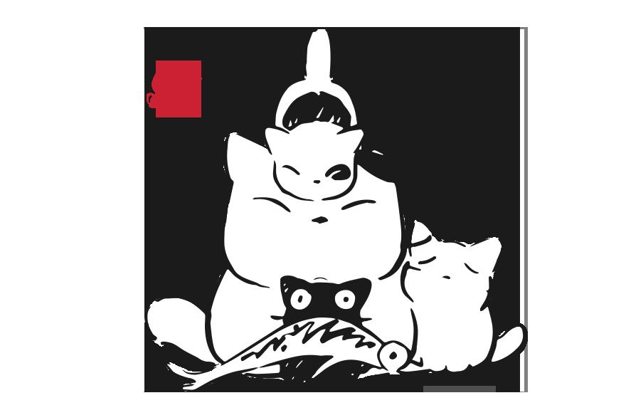 コニャラのサイト 日清製粉グループ 猫のイラスト コニャラ アートのアイデア