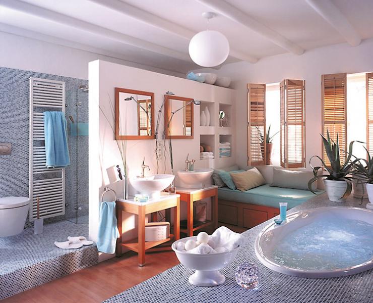 wellness atmosph re im bad wellness f r zu hause der. Black Bedroom Furniture Sets. Home Design Ideas