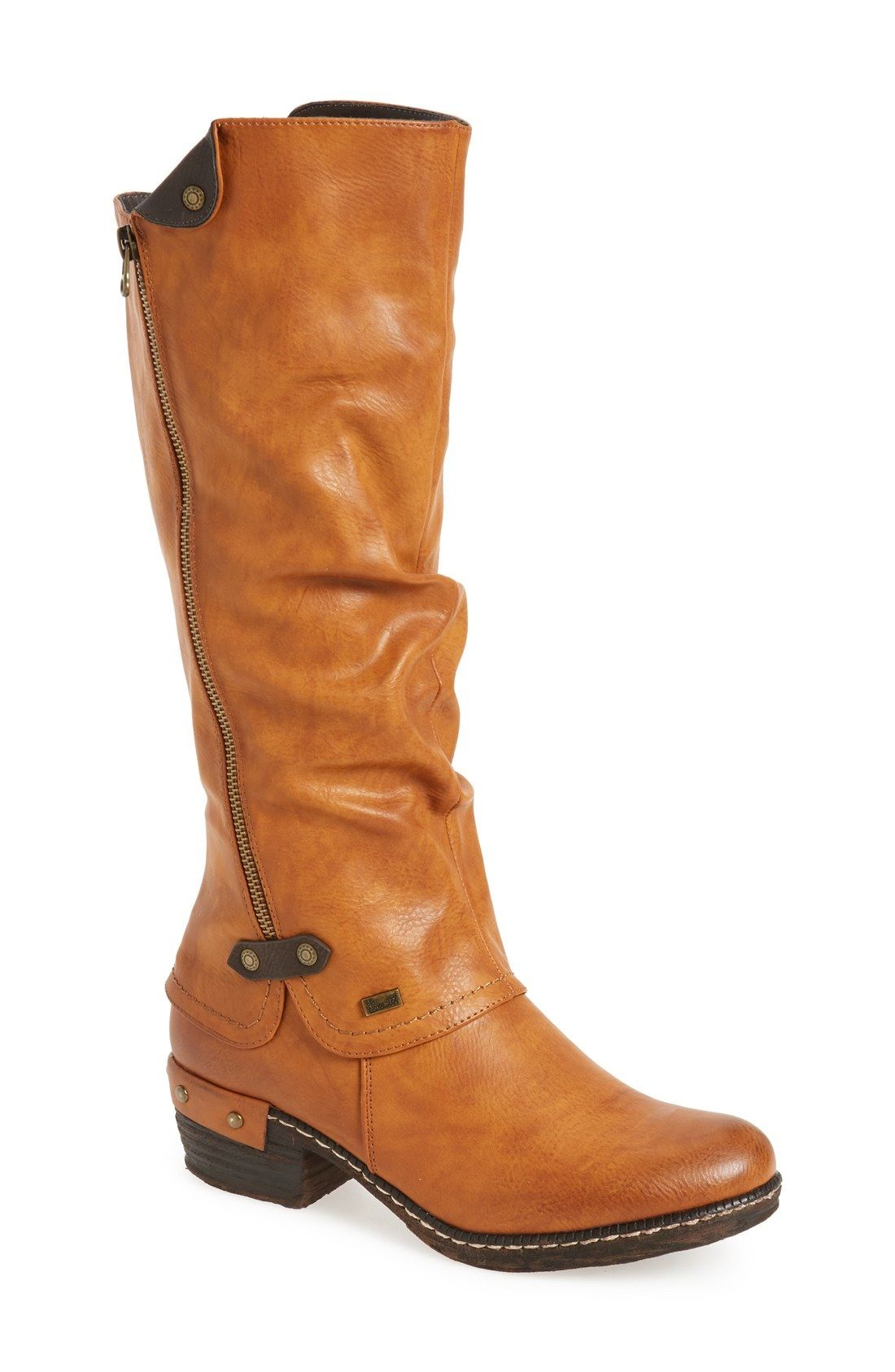 a220c58580e Rieker Antistress  Bernadette 55  Slightly Slouchy All Weather Boot (Women)  available at  Nordstrom
