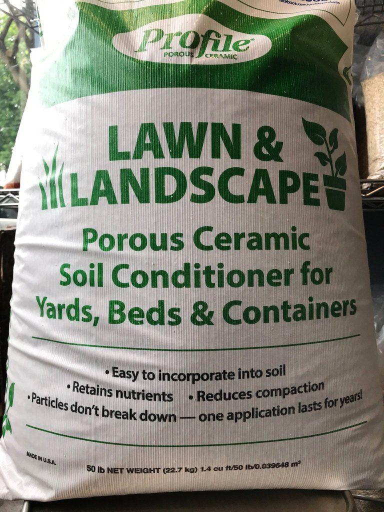 Profile Lawn & Landscape Porous Ceramic Soil Conditioner
