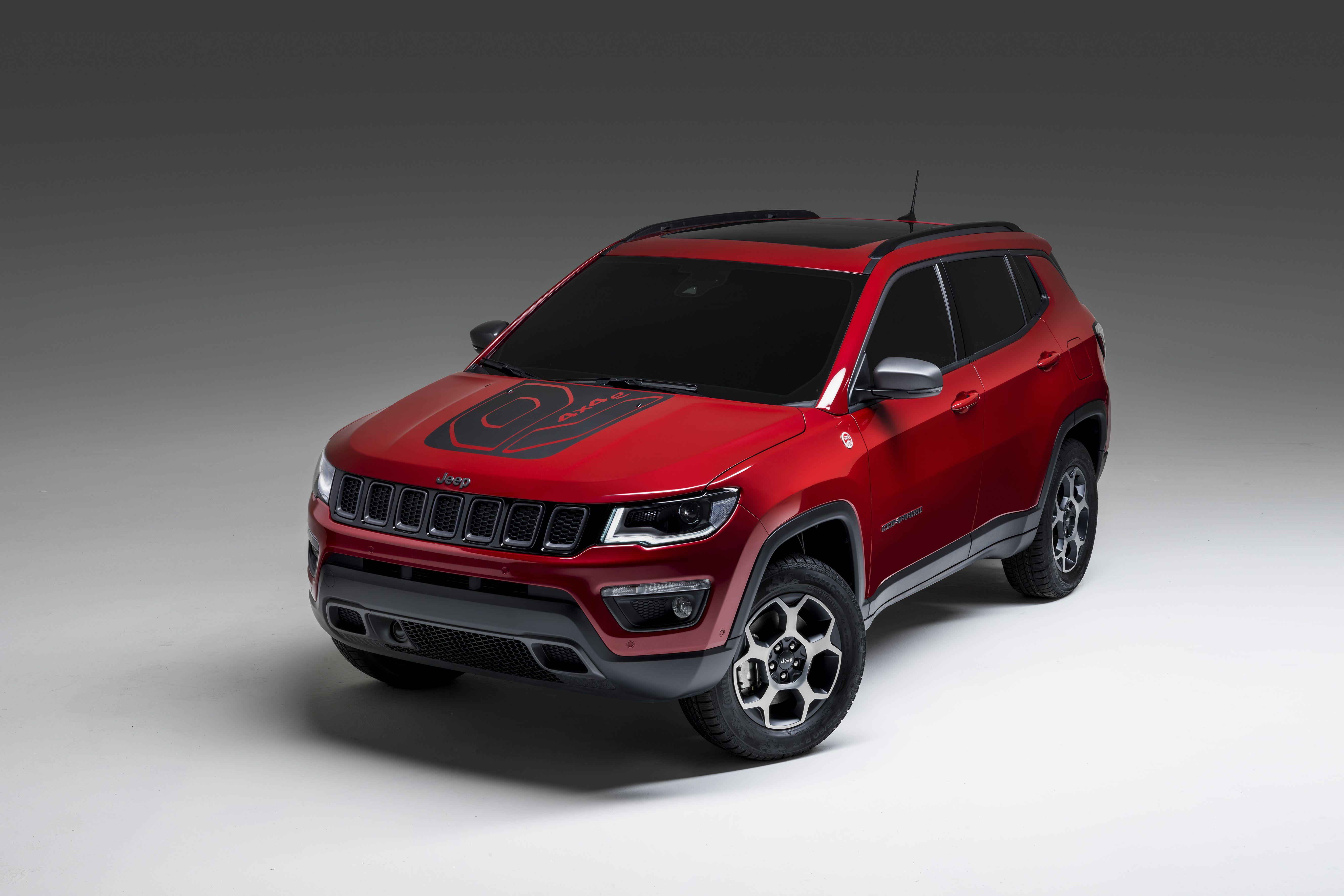 Auf Dem Genfer Autosalon 2019 Startete Jeep Mit Emobilitat Die Fca Tochter Prasentierte Plug In Hybrid Varianten 4x4 E In 2020 E Mobilitat Genfer Autosalon E Mobility