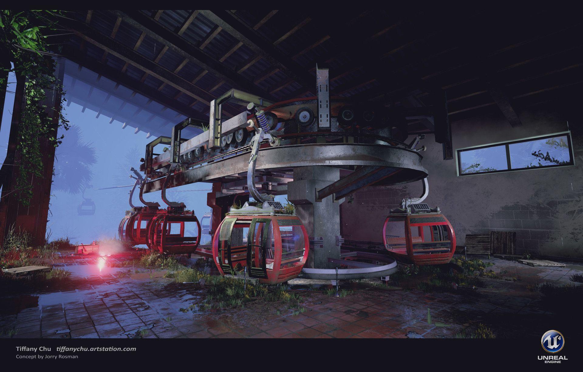 Marmoset Viewer FanArt - Bigdaddy(BioShock) by YOSUKE ISHIKAWA on