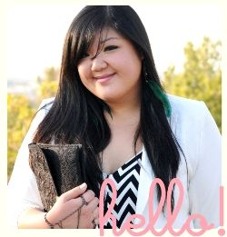 Love her! Curvy Girl Chic - Plus Size Fashion and Style Blog