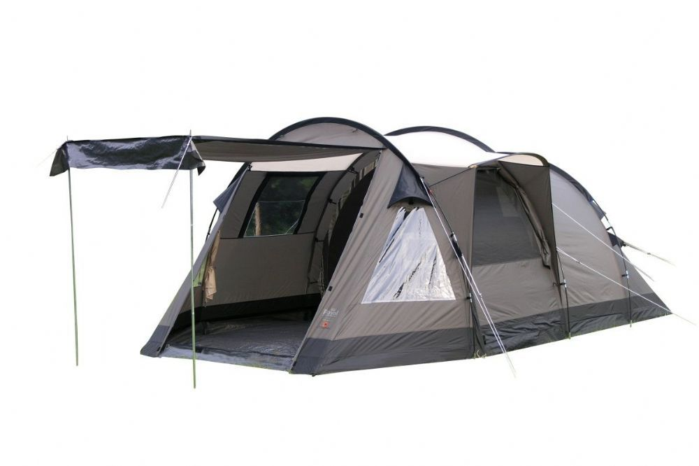 Tents - Fantastic family six berth Tunnel Tent with standing room  3 separate bedrooms u0026  sc 1 st  Pinterest & Tents - Fantastic family six berth Tunnel Tent with standing room ...