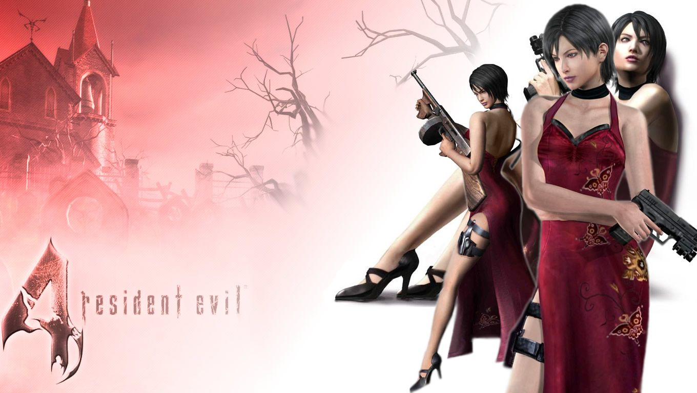 Resident Evil 4 Resident Evil Ada Resident Evil Resident Evil Leon