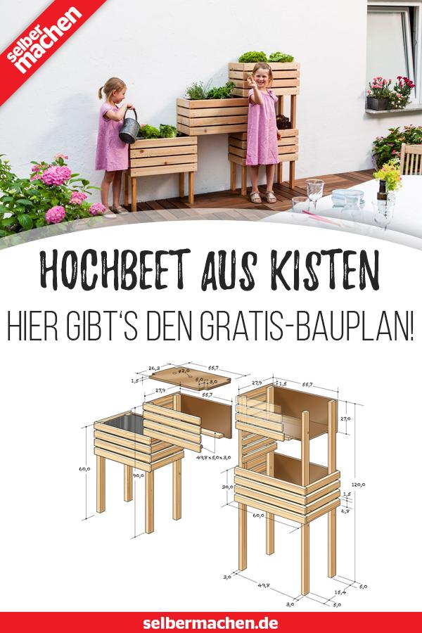 Photo of Dieses Hochbeet passt auch auf kleine Balkone! – Wintergarten Ideen#auch #auf #b…