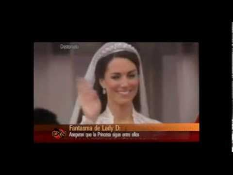 EXTRANORMAL-El fantasma de Lady Di