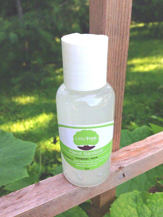 Biome Hand Sanitiser 50ml Hand Sanitizer Bottle Essential Oil