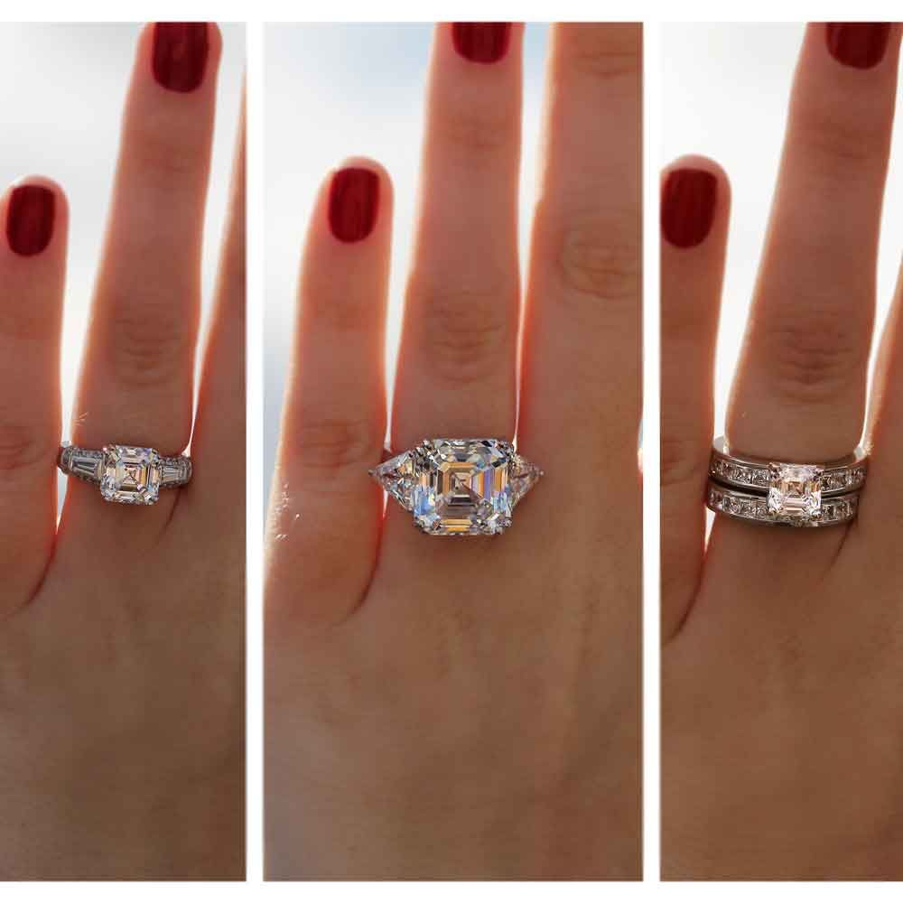 How bold are you willing to go engagement rings pinterest bald