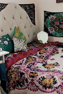 xxtracy porter..poetic wanderlust..-russian scarf tapestry