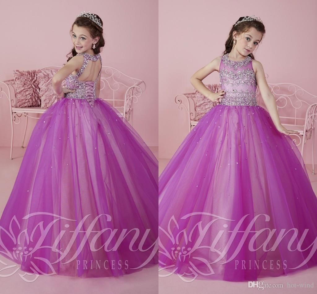 Compre 2016 Cupcake Princess Ball Gown Tafetán Negro High Girl Bajo ...