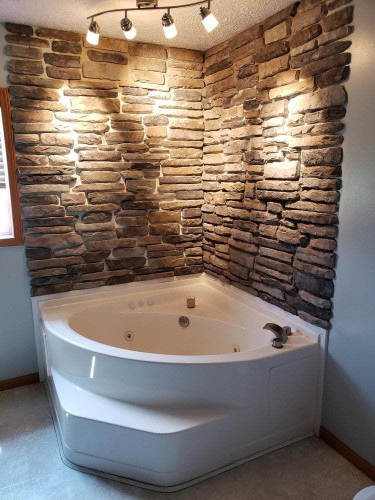 BuildDirect: Black Bear Stone Veneer - Ledge Stone - Aspen